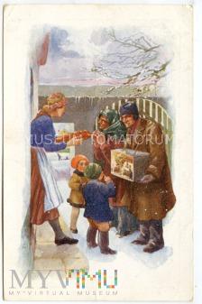 Wesołych Świąt - 1951