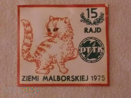 15 Rajd Ziemi Malborskiej.