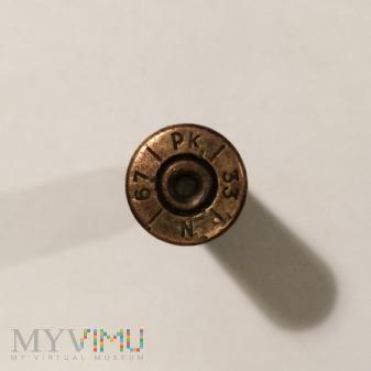 Łuska 7,92x57 Mauser wz 98 [Pk/N/67/33]