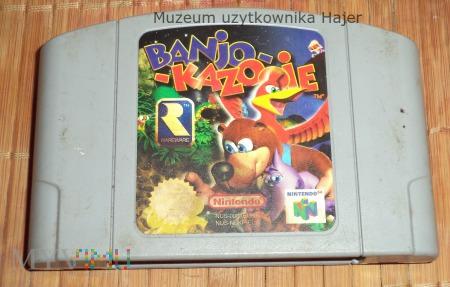 Banjo-Kazooie Nintendo 64 - katridż