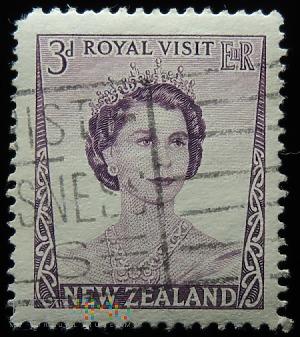 Nowa Zelandia 3d Elżbieta II