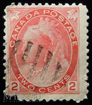 Kanada 2c Victoria