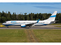 Boeing 737-8CX - SP-ENN