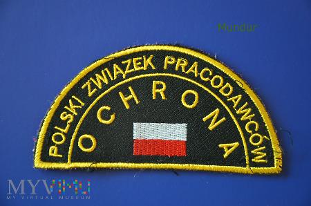Oznaka Polski Związek Pracodawców OCHRONA