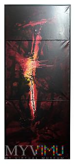 Duże zdjęcie Lech Kołodziejczyk - Bez tytułu z cyklu Kosmogonie
