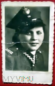 Kapral kobieta.