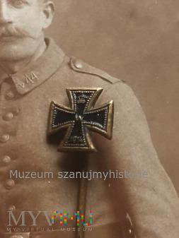 Krzyż Żelazny I kl. 1914 miniaturka