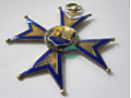 Krzyż strzelecki przedwojenny Katowice - Kattowitz