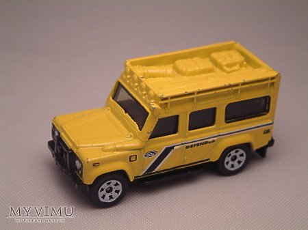 LAND ROVER DEFENDER 110-1997