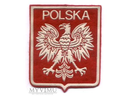 Oznaka przynależności państwowej PRL