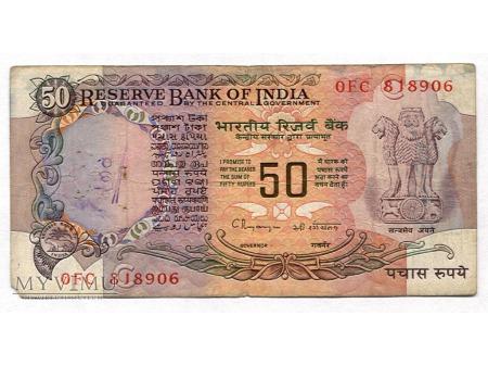 Duże zdjęcie 50 rupi