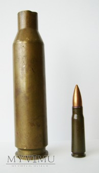 Łuska 14,5 × 114 mm