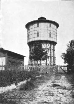 wieża ciśnień Dąbrówka Wielka