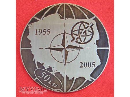Medal pamiątkowy 50 LAT POWSTANIA 6 sog