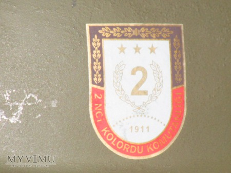 Hełm turecki MkII