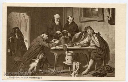 Danhauser - Monk zakonnik - Kuroniówka
