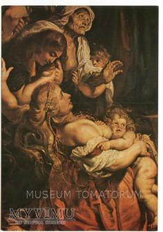 Rubens - Macierzyństwo klasyczne