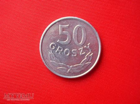 50 groszy 1986 rok