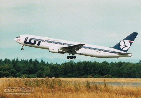 Boeing 767-35D, SP-LPA