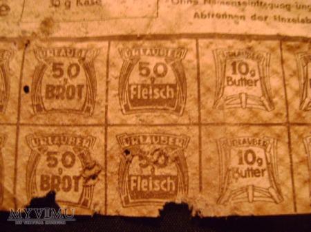 Reichskarte fur Urlauber