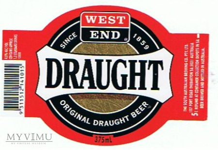 west end draught