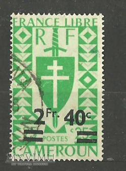 Cameroun France Libre