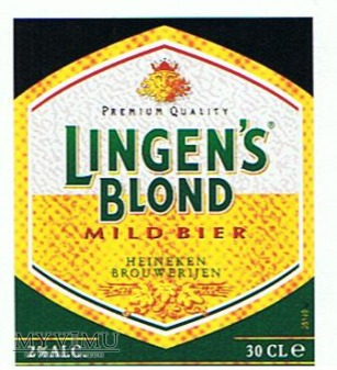 lingen's blond