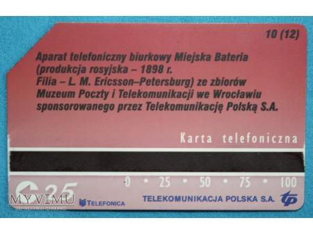 Kolekcja Aparatów telefonicznych 10 (12)