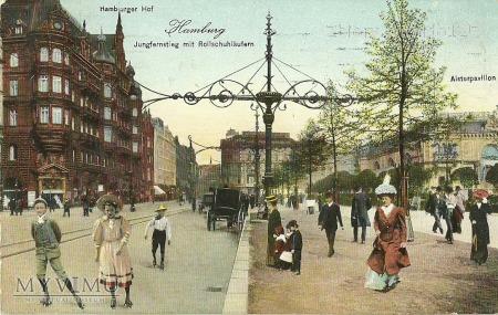 Hamburg - 1913 r.