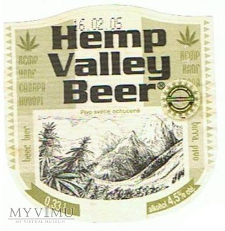 hemp valley beer