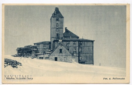 Karkonosze - Jamy Śnieżne - 1949