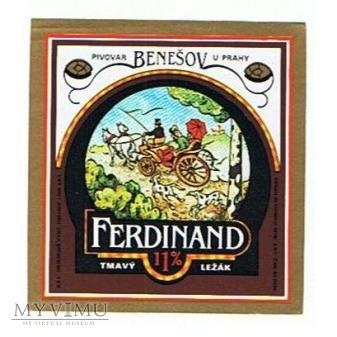 ferdinand tmavý ležák