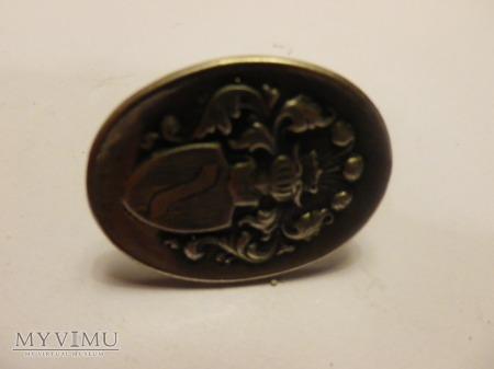 Herb Szreniawa- pieczęć ,srebro nr 1