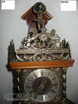 zegar wiszacy holenderski zaanse klok