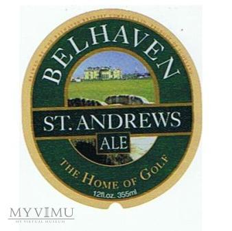 BELHAVEN st.andrews ale