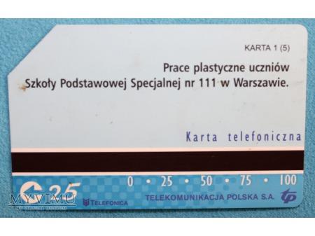 Prace plastyczne uczniów SPS nr 111 w W-wie 1 (5)
