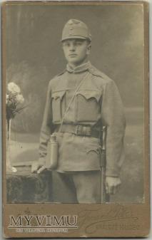 Żołnierz armii Austro-Węgierskiej