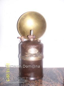 LAMPA KARBIDOWA - KINKIET - FRIEMANN&WOLF TYP 748