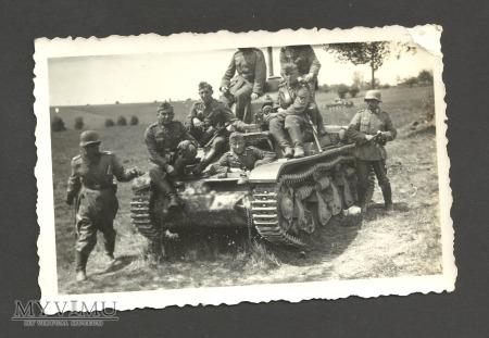 1940. Opuszczone Renault R-35