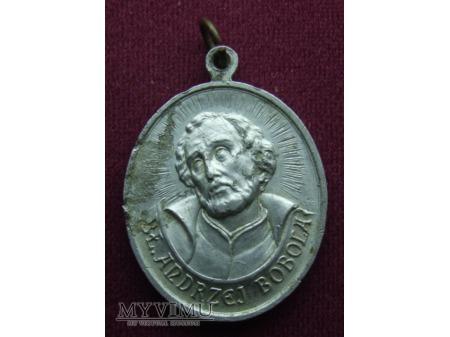 Medalik z MB Ostrobramską