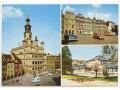 Poznań - Ratusz - Rynek - Palmiarnia