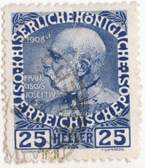Kaiserliche Königliche Österreichische Post 1908