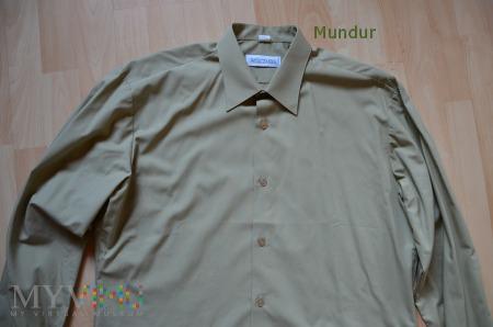 Koszula służbowa khaki SG z długimi rękawami