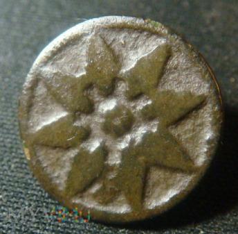 guzik - gwiazda ośmioramienna