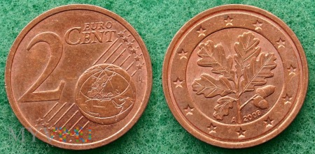 2 EURO CENT 2009 A