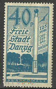 Danzig Ostseebad Brösen