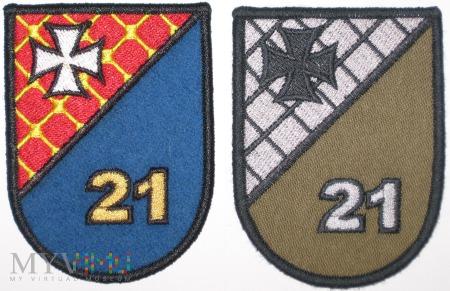 21 Wojskowy Oddział Gospodarczy. Elbląg.