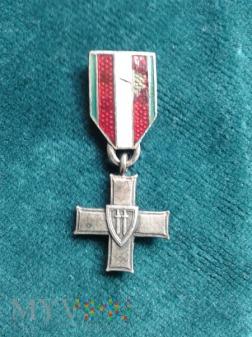 Miniaturka Orderu Krzyża Grunwaldu