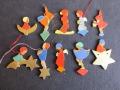 Krasnoludki,anioły i dzieci-odznaki WHW