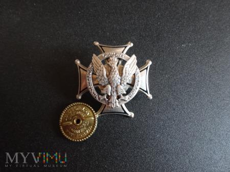 MON - Odznaka srebrna; Nr:1652